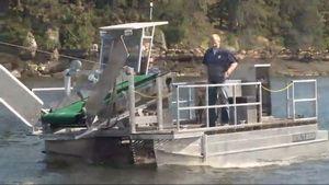 2012 Custom Barge
