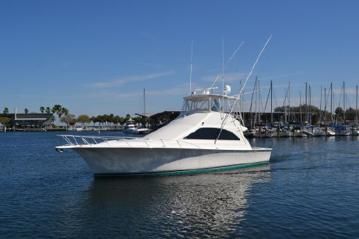 2001 Ocean Yachts 48 Super Sport Convertible
