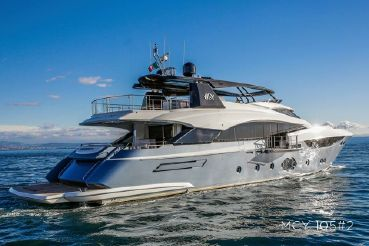 2016 Monte Carlo Yachts MCY 105