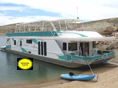 2006 Sumerset Custom House Boat
