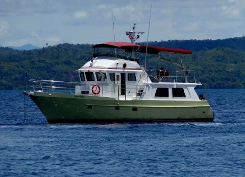 2007 Seahorse Marine 52' Luxury Expedition Trawler