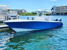 2012 Yellowfin 32 Offshore