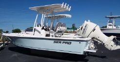 2020 Sea Pro 228 Bay Series