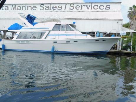1989 Bayliner 4588 Motoryacht