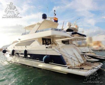 2008 Aquamarine 76 Fly