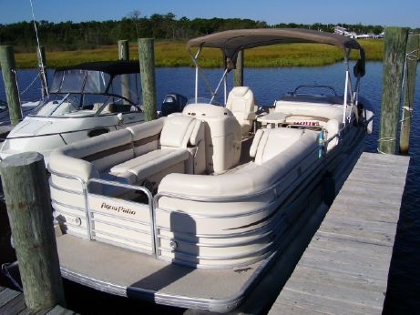 2008 Aqua Patio 240 DF