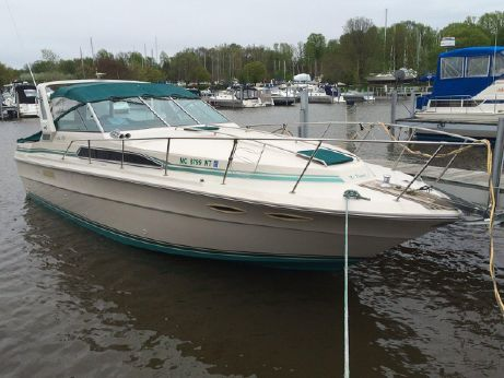 1988 Sea Ray 340 Express Cruiser
