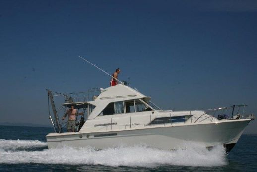 1974 Chris Craft 33 Fly