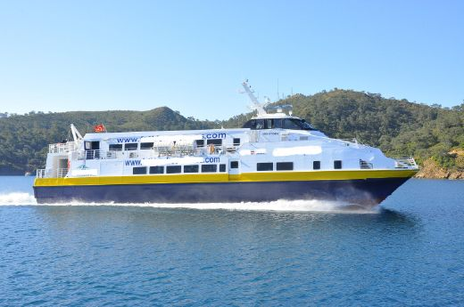 1996 Catamaran Passenger Ferry