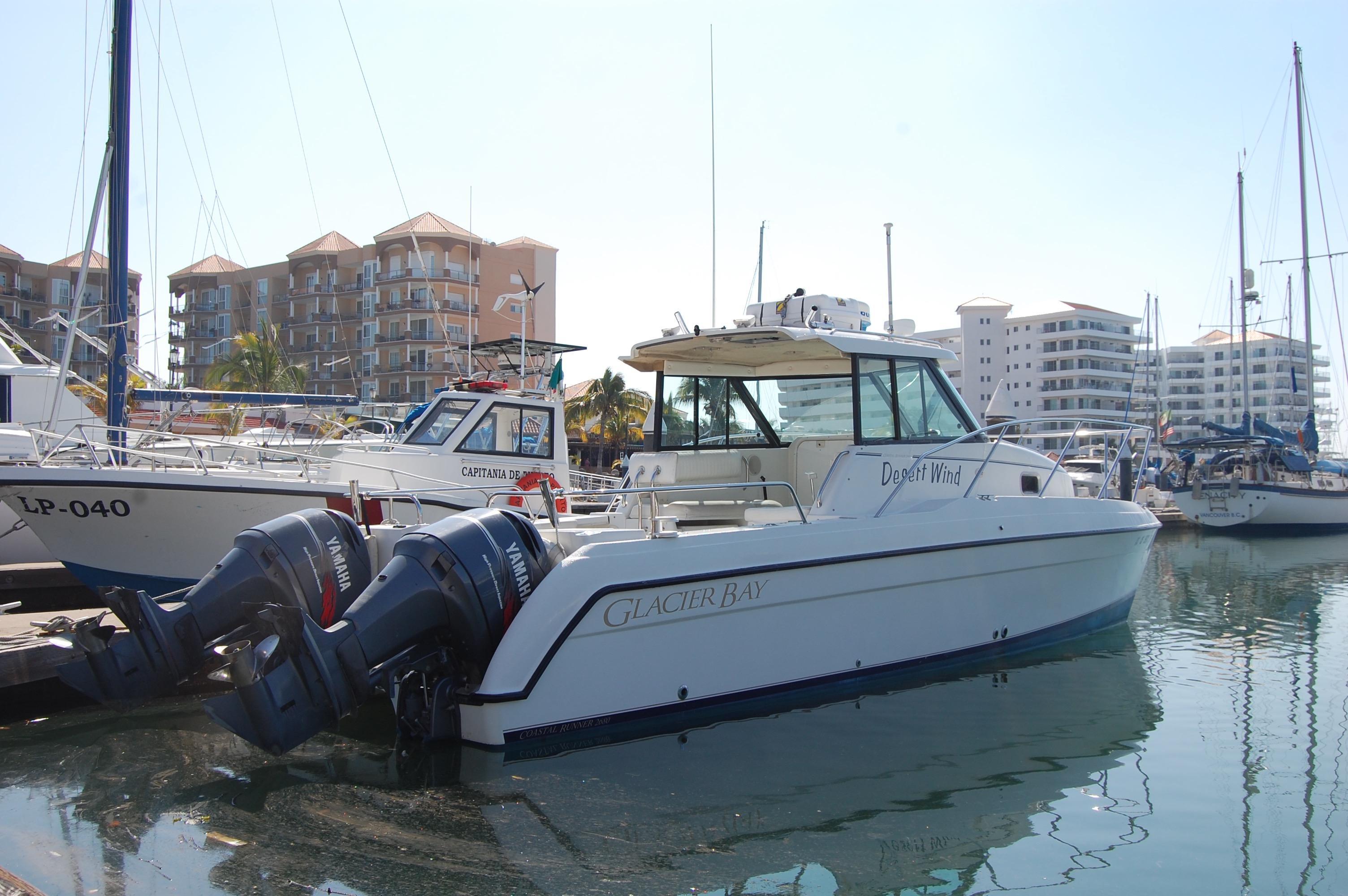 26' Glacier Bay 2680 Coastal Runner+Boat for sale!
