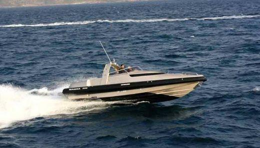 2008 Motomarine Magna 35C