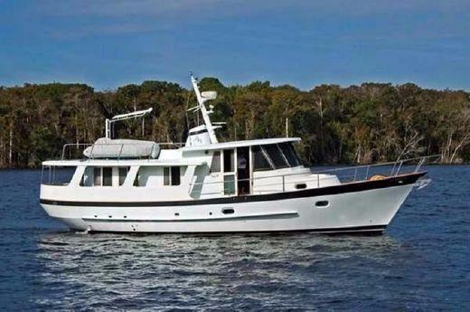 1999 Hyatt 50 Voyager Fantail Trawler