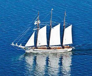 2007 Freeport Shipbuilding Schooner