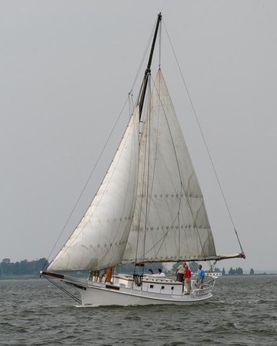 1987 Skipjack Chesapeake Bay Classic Skipjack