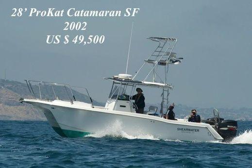 2002 Prokat Catamaran