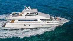 2007 Cheoy Lee Bravo Flybridge Motor Yacht