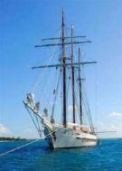 Photo of Auxilliary Sail Barquentine Schooner
