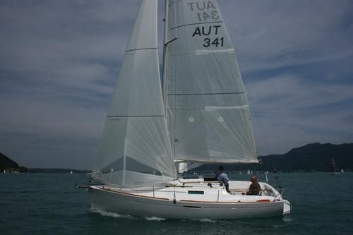 2007 Beneteau First 25.7