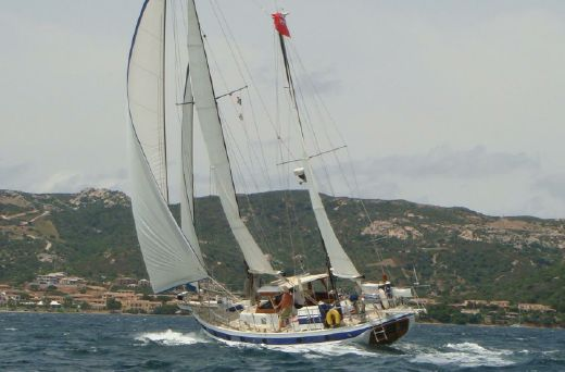 1977 Jongert 54' Cutter Ketch