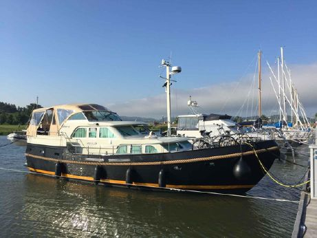 1999 Linssen Grand Sturdy 460 Twin