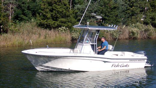 2003 Grady-White 222 FISHERMAN