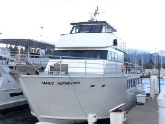 2002 Custom 98 Pass Commercial Vessel