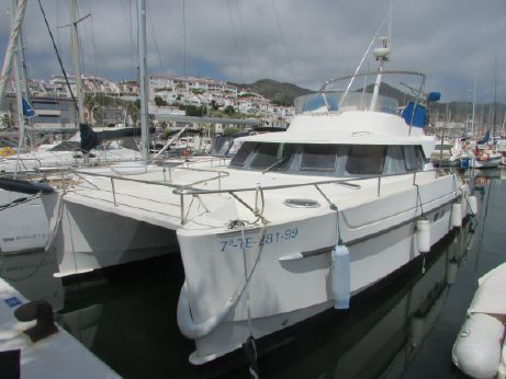 1990 Fountaine Pajot Maryland 37