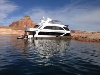 2013 Bravada Houseboat Location III 1/4 Share
