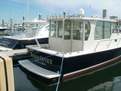 2008 Mainship Pilot 34