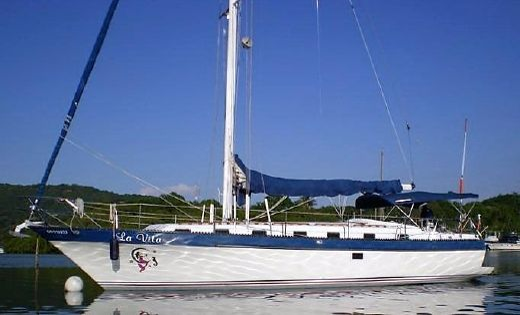 1981 Lancer Yachts 42' Motorsailer