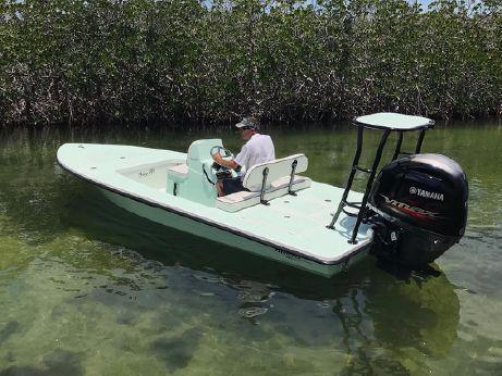 2017 Maverick Boat 18 HPX-V
