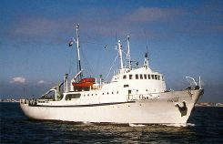 1964 Barens Research Vessel