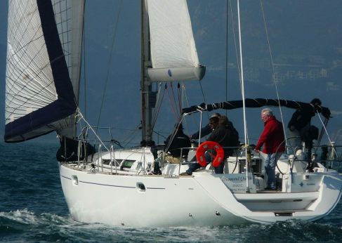 2005 Jeanneau Sun Odyssey  49 Performance