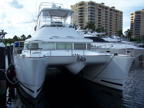 2003 Lagoon 43 Power Catamaran MY