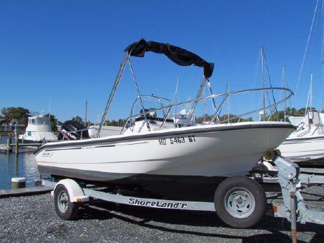 2004 Boston Whaler 160 Dauntless