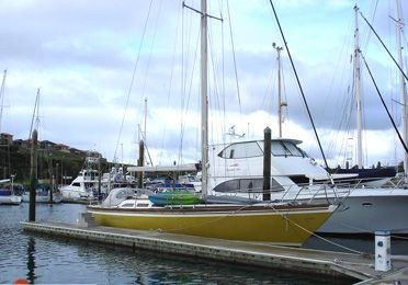1975 Whiting 45 Racer/Cruiser Yacht