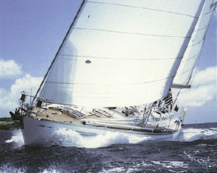 1990 Swan 651