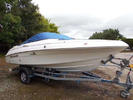 2002 Wellcraft 180 Sportsman