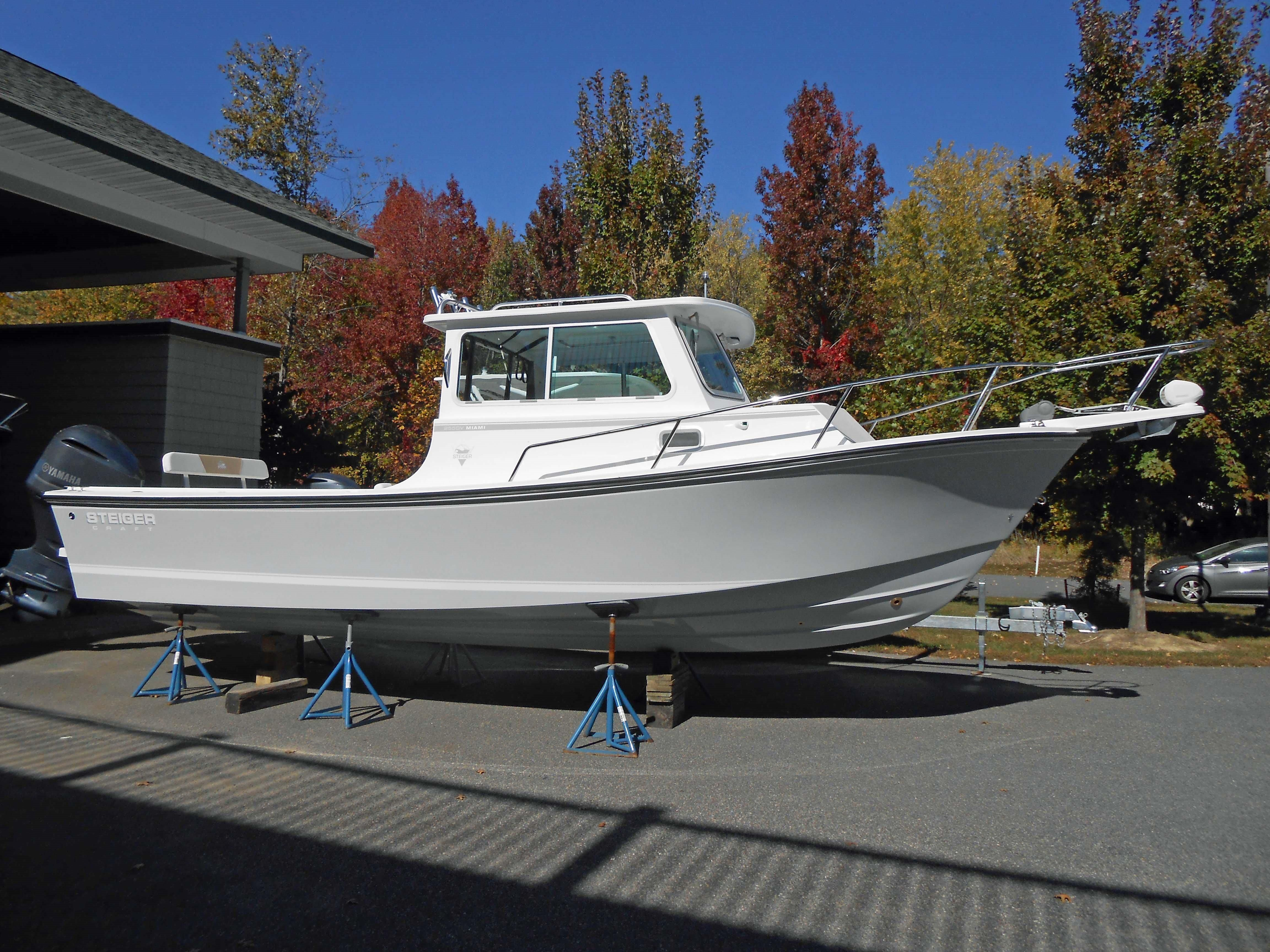 2018 steiger craft 255 miami power new and used boats for sale for Used steiger craft for sale