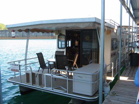 1985 Landau 12 x 40 Pontoon Houseboat