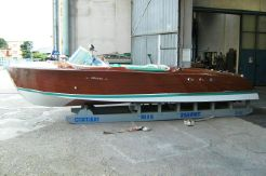 1962 Riva Ariston