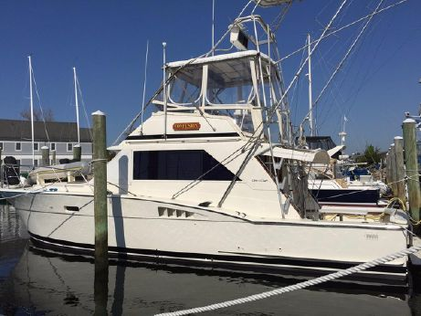 1979 Chris-Craft 42 Sportfish