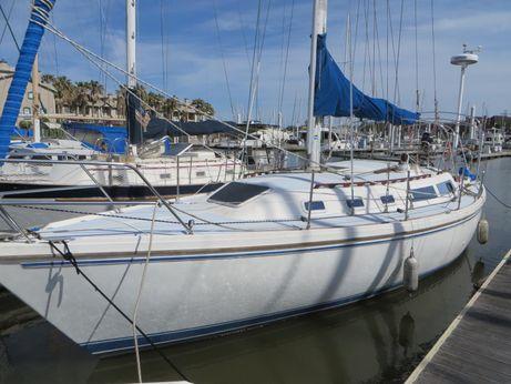 1987 Catalina 34 Tall Rig