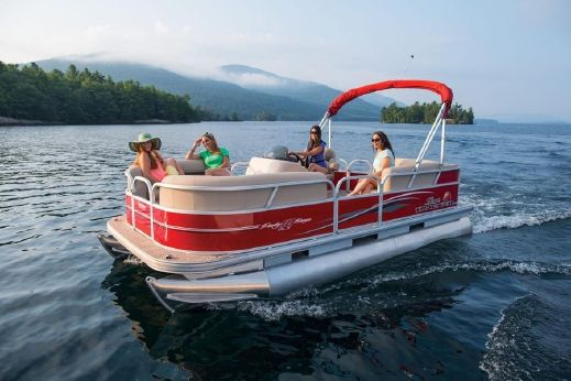 2016 Sun Tracker 18' Party Barge
