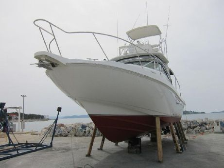 2000 Boston Whaler 34 Defiance