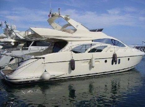 2002 Azimut 55