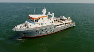 2019 Ocean King 130 Custom