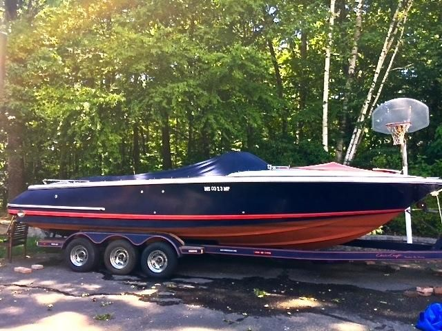 2003 Chris-Craft launch Power New and Used Boats for Sale