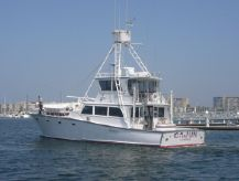 1970 Harkers Island Sportfisherman