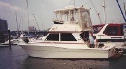 1987 Viking Convertible Diesel 35